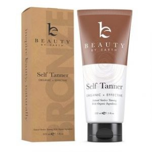 BEAUTY EARTH Sunless Self Tanning Lotion 222 ml