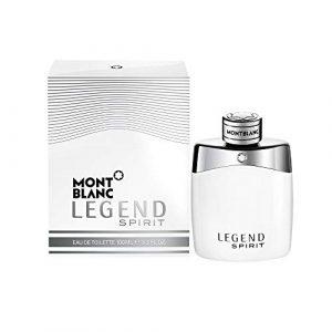 MONT BLANC Legend Spirit Eau De Toilette 100 ml Men