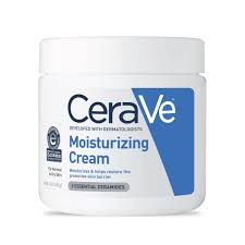 CERAVE Patented Technology Daily Body Face Moisturizing Cream